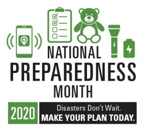 National Prepareness Month: Avoid emergency alert failures.