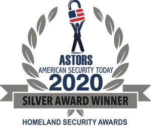 ASC wins silver for Campus Alert System at 2020 ASTORS Awards.
